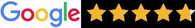 google star rating