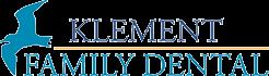 Klement Family Dental logo
